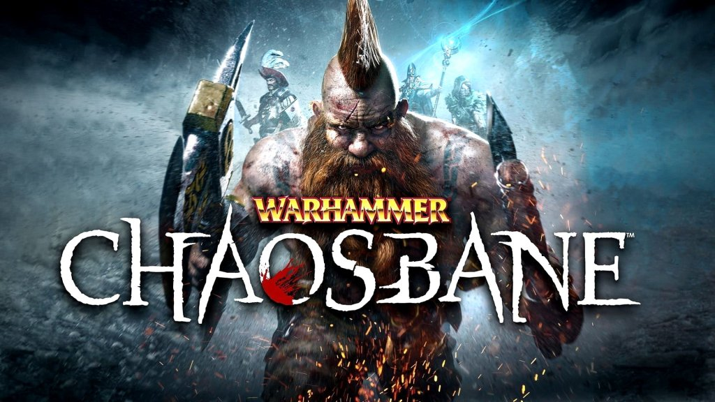 terrores.blog | Sorteo de una steam key del juego Warhammer Chaosbane