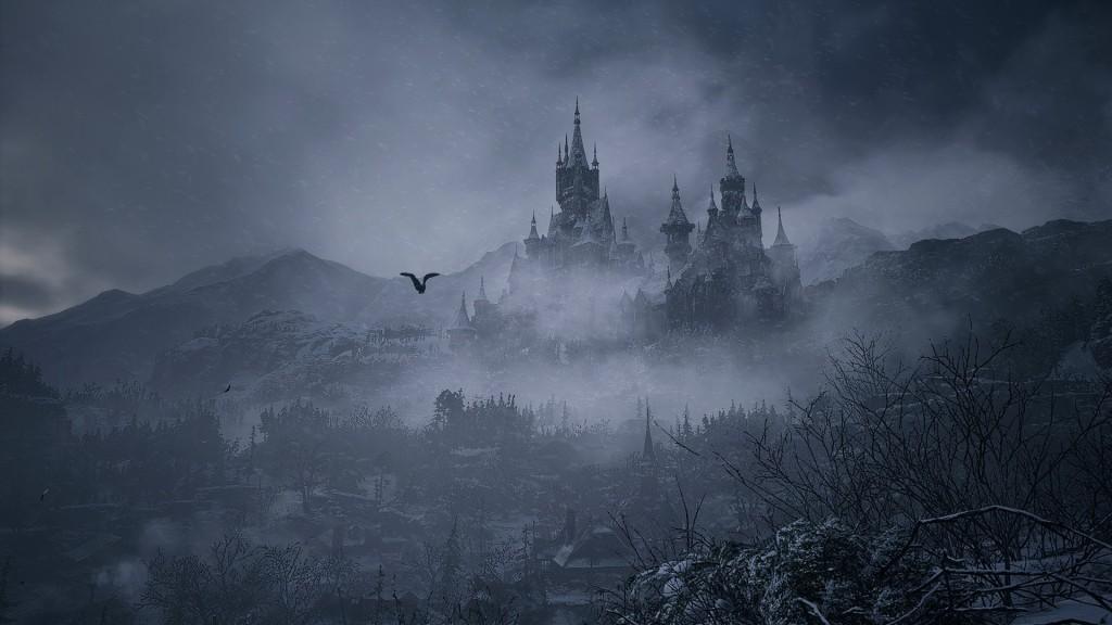 Del calor asfixiante de la América rural al frío gélido de la vieja Europa. El castillo Dimitrescu, un escenario de cuento gótico