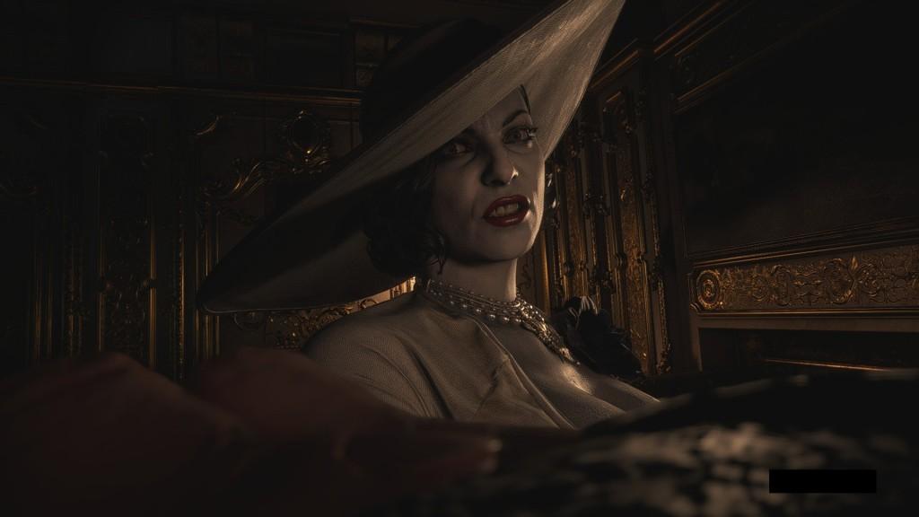La iracunda Lady Dimistrescu. El personaje que ha trascendido al propio Resident Evil Village