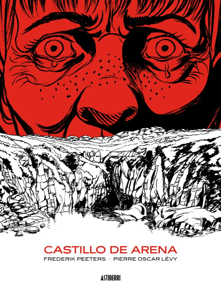 Portada del cómic Castillo de arena en el que se basa la película Tiempo de M. Night Shyamalan