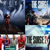 """Esta semana, ¡especial saga """"The Surge""""! Sorteos de """"The Surge"""" y """"The Surge 2"""". Además sorteos de """"Prey"""" y """"Pro Evolution Soccer 2021 Season Update"""""""