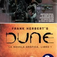 """""""Dune"""". La mítica novela gráfica de Bill Sienkiewicz (1985) vs la excelente adaptación de 2021"""
