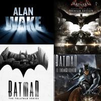 """Esta semana Especial """"Batman Day"""". Sorteamos """"Batman Arkham Knight Premium Edition"""", """"Batman: The Telltale Series + Shadows Mode"""", y """"Batman: The Enemy Within + Shadows Mode"""". También sorteo del juegazo """"Alan Wake Collectors Edition"""""""